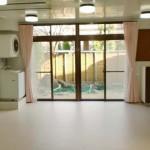 介護老人保健施設 兵庫県A施設 浴室・洗面室