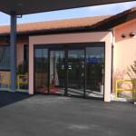 社会福祉法人真寿会 老人保健施設 リハビリセンターあゆみ 外壁